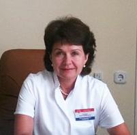 Улезко Елена Альбертовна