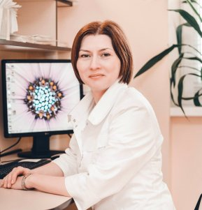 Рубашенко Марина Михайловна